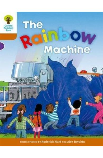 Oxford Reading Tree: Level 8: Stories: The Rainbow Machine