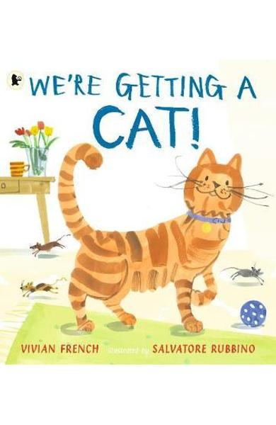 We're Getting a Cat! - Vivian French