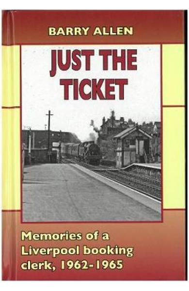 Just the ticket -