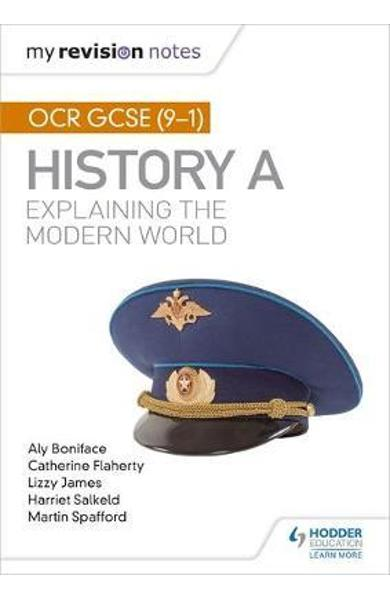 My Revision Notes: OCR GCSE (9-1) History A: Explaining the