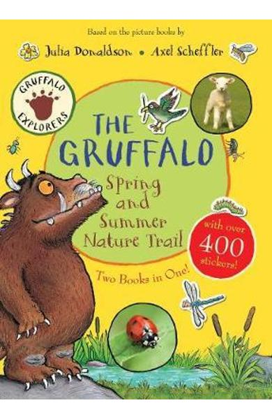Gruffalo Spring and Summer Nature Trail