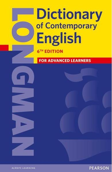 Longman Dictionary of Contemporary English 6 paper -