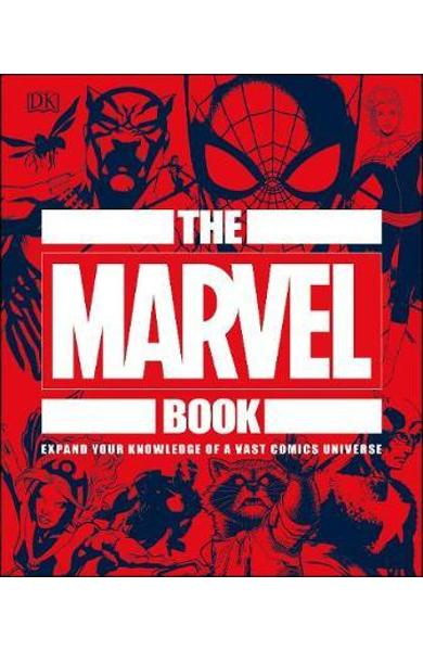 Marvel Book - Stephen Wiacek
