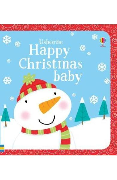 Happy Christmas Baby - Fiona Watt