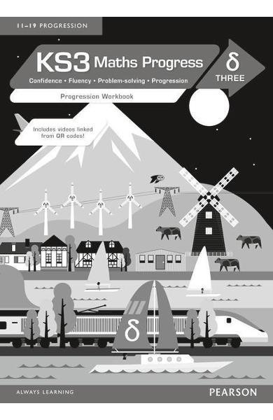 KS3 Maths Progress Progression Workbook Delta 3