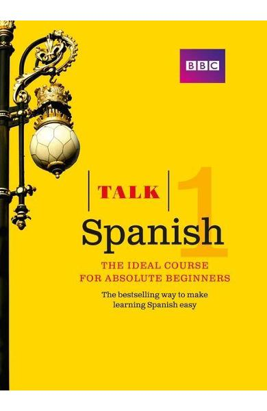 Talk Spanish Book 3rd Edition - Almudena Sanchez