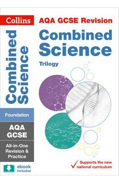 AQA GCSE Combined Science Trilogy Foundation All-in-One Revi