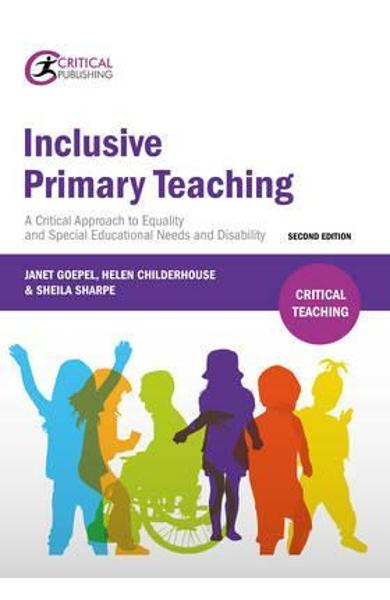 Inclusive Primary Teaching - Janet Goepel