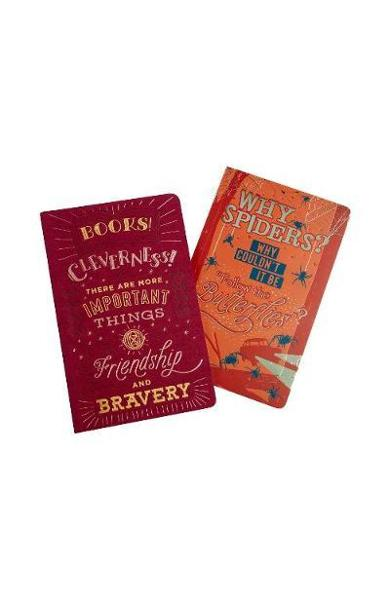 Harry Potter: Character Notebook Collection -