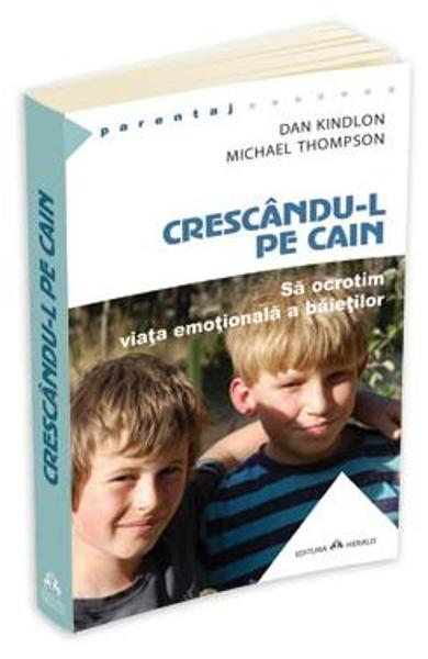Crescandu-l pe Cain - Dan Kindlon, Michael Thompson