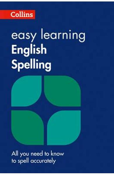Collins Easy Learning English - Easy Learning English Spelli