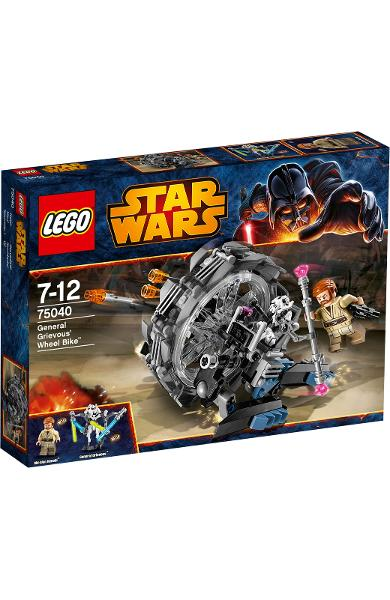 LEGO Star Wars General Grievous' Wheel Bike