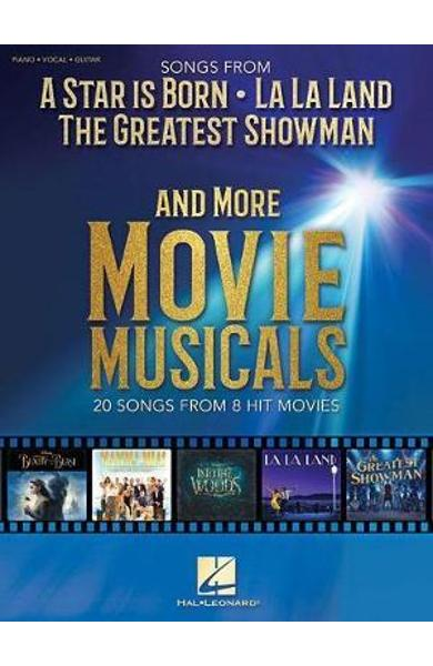 Songs From A Star Is Born, The Greatest Showman, La La Land