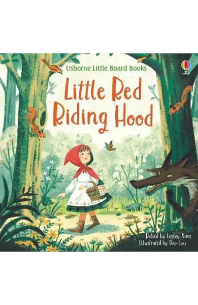 Little Red Riding Hood - Lesley Sims