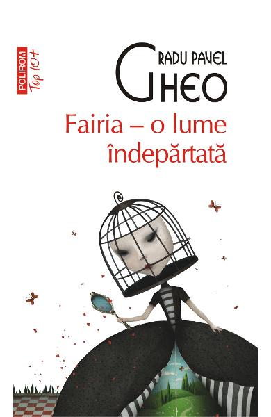 eBook Fairia - o lume indepartata - Radu Pavel Gheo