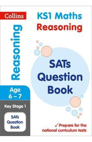 KS1 Maths - Reasoning SATs Question Book