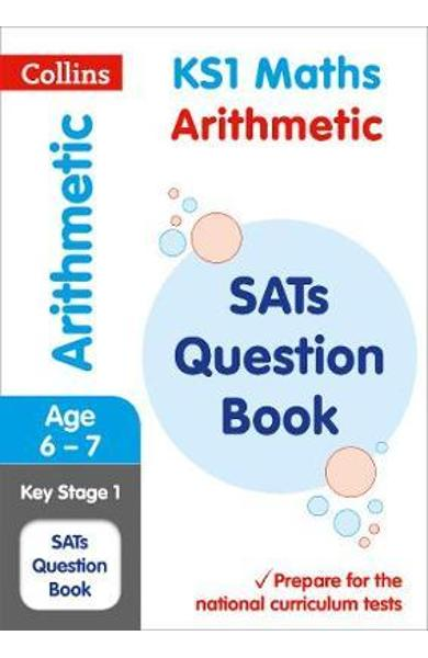 KS1 Maths - Arithmetic SATs Question Book
