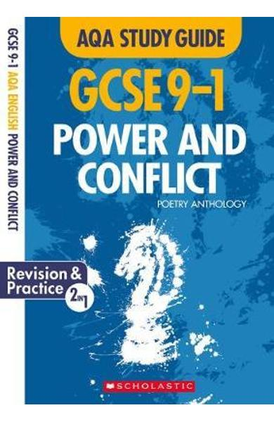 Power and Conflict AQA Poetry Anthology - Richard Durant