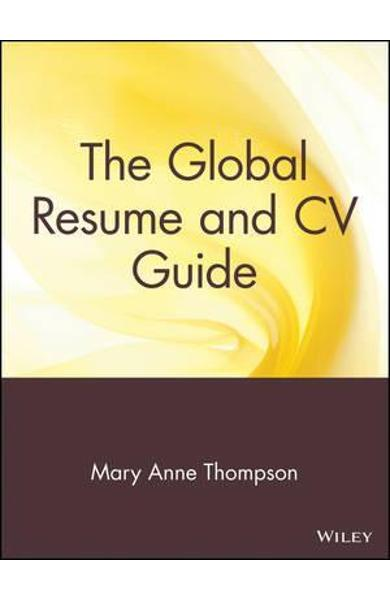 Global Resume and CV Guide