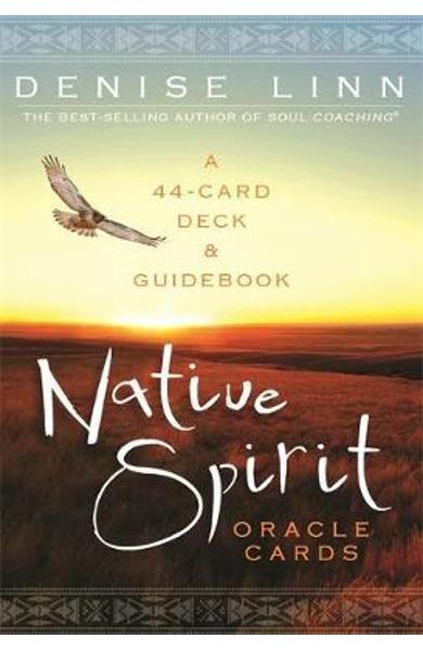 Native Spirit Oracle Cards - Denise Linn