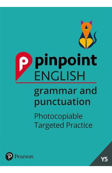 Pinpoint English Grammar and Punctuation Year 5 -