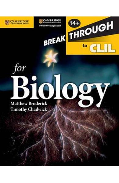 Breakthrough to Clil for Biology Age 14+ Workbook