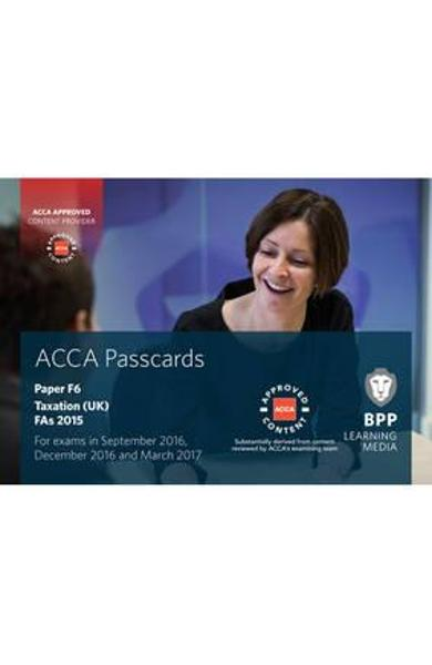 acca f6 Access free acca – f6 video lectures exclusively available on this website these video lectures give you all the tips, tricks and guidance to top your f6 syllabus.