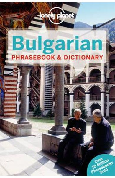 Lonely Planet Bulgarian Phrasebook & Dictionary
