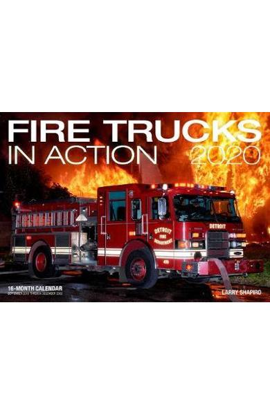 Fire Trucks in Action 2020 -