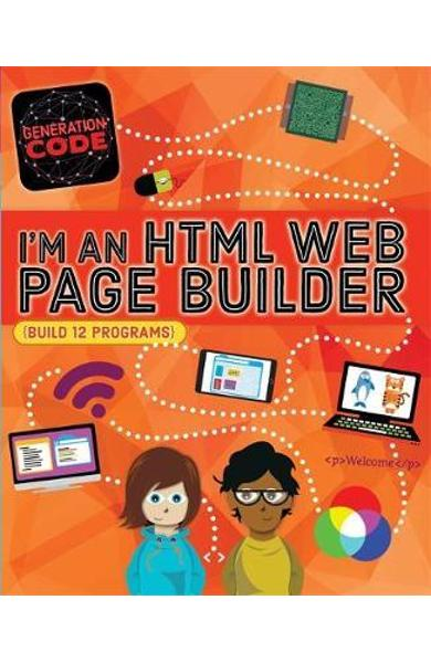 Generation Code: I'm an HTML Web Page Builder - Max Wainewright