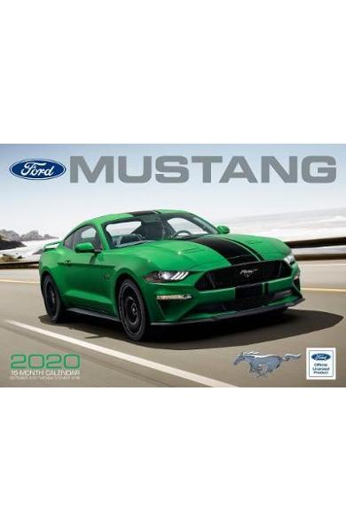 Ford Mustang 2020 -