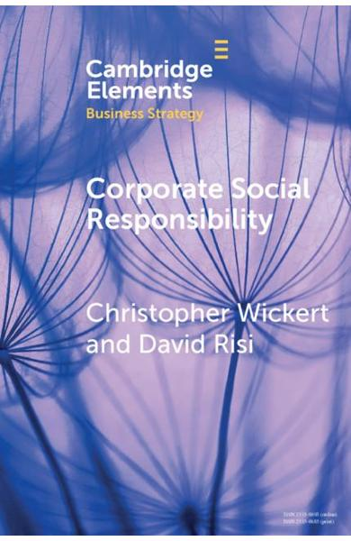 Corporate Social Responsibility - Christopher Wickert