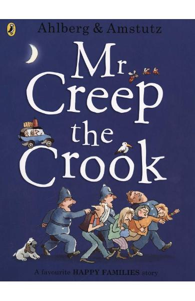 Mr Creep the Crook - Allan Ahlberg