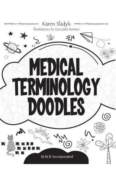 Medical Terminology Doodles - Karen Sladyk