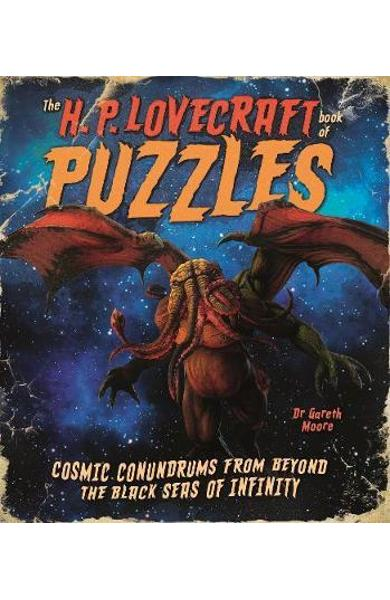 H. P. Lovecraft Book of Puzzles