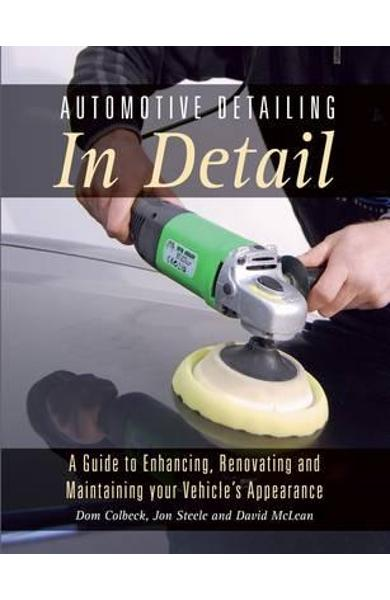 Automotive Detailing in Detail