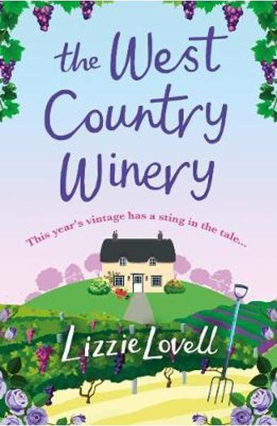 West Country Winery - Lizzie Lovell