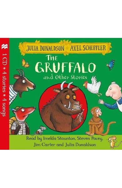 Gruffalo and Other Stories CD