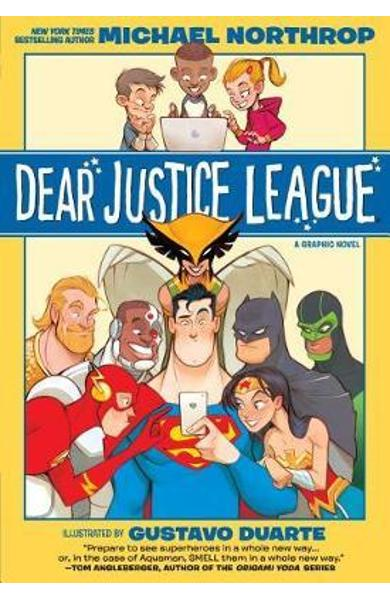 Dear Justice League - Michael Northrop