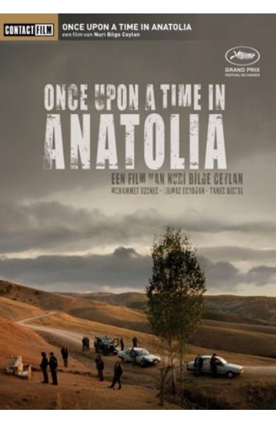 DVD Once upon a time in Anatolia (fara subtitrare in limba romana)
