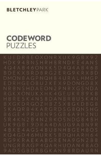 Bletchley Park Codeword Puzzles -