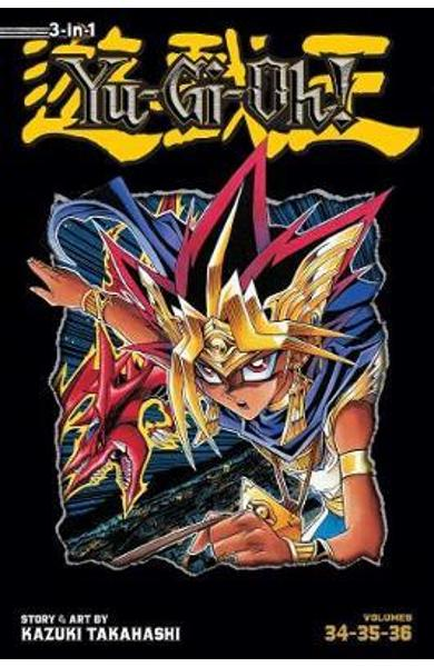 Yu-Gi-Oh! (3-in-1 Edition), Vol. 12