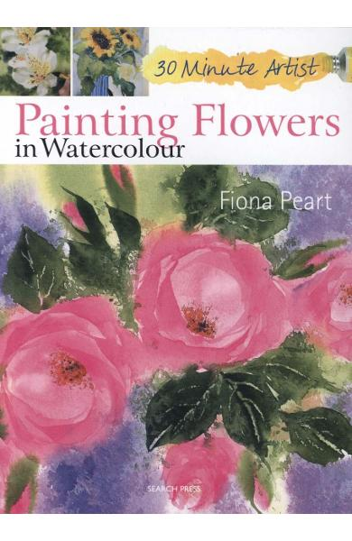 Painting Flowers in Watercolour