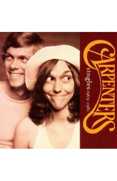 CD Carpenters - Singles 1969-1981
