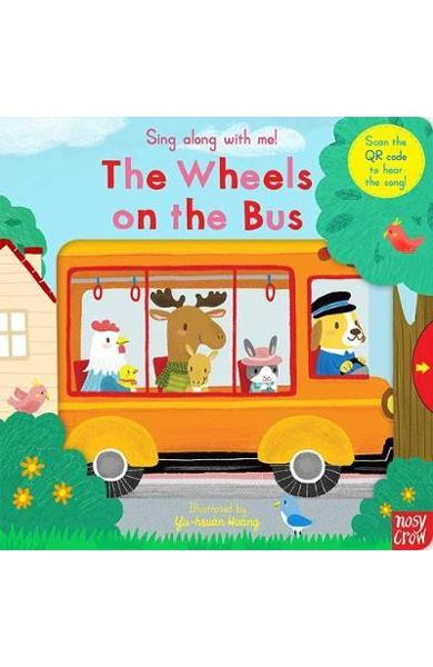 Sing Along With Me! The Wheels on the Bus - Jo Berger