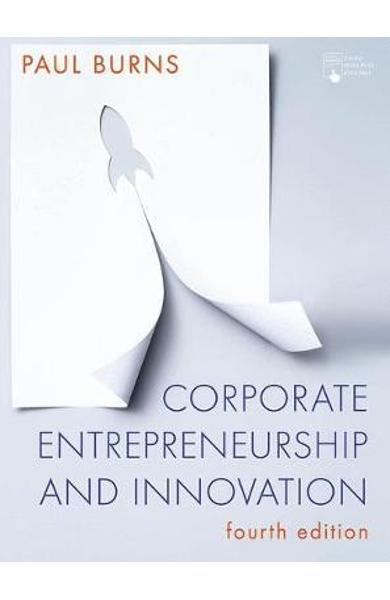 Corporate Entrepreneurship and Innovation - Paul Burns