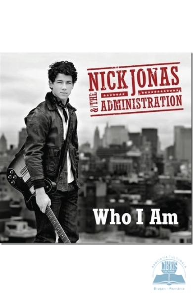 Cd Nick Jonas And The Administration - Who I Am