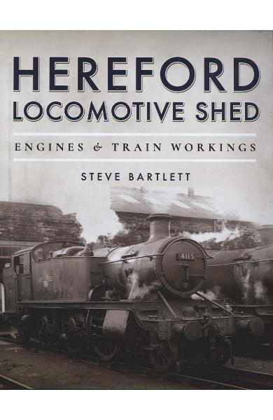 Hereford Locomotive Shed