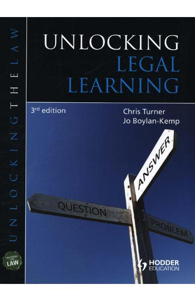Unlocking Legal Learning - Chris Turner