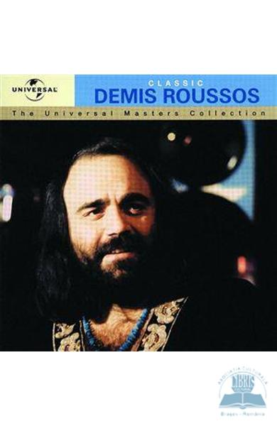 CD Demis Roussos - Classic - The universal masters collection